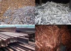 Classification of scrap metal