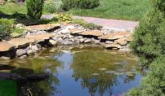 Строительство декоративных водоемов
