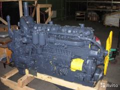 Repair of the A-01 engine