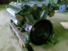 Ремонт двигателя Д12, Д6