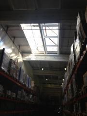 Устройство встроенных офисных помещений в  холодный или теплый  склады площадью от 750м2; устройство полов, окон, лестниц, перегородок, кровли