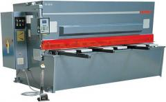 Rent of machines for are flexible and sharp