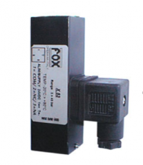 The electronic relay of pressure - the X5 series
