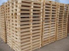 Термообработка древесины