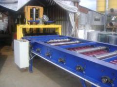 Производство технологического оборудование для изготовления современных строительных конструкций