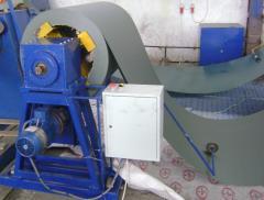 Производство технологического оборудования для изготовления современных строительных материалов.