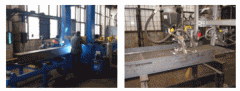 Изготовление сварных двутавровых балок