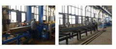 Производство двутавровых сварных балок