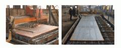 Услуги газовой резки металла