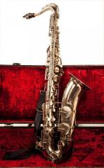 Rent, hire of a saxophone tenor (requisite)