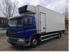 Перевозка грузов с температурным режимом по Украине.