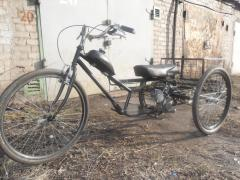 Motor-bicycle