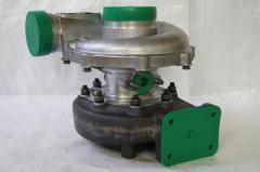 Ремонт турбокомпрессоров ТКР 8,5 Н1 (СМД 18, ДТ-75Н)