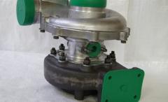 Ремонт турбокомпрессоров ТКР 8,5 С1(СМД 31, ДОН-1500А)