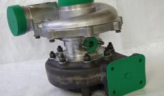 Ремонт турбокомпрессоров ТКР 8,5 С6 (А-41, ДТ-75Т)