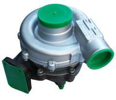 Ремонт турбокомпрессоров ТКР 7 Н1, Н6 (Д-440, Д-442, КАМАЗ, ДТ-75)
