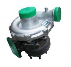 Ремонт турбокомпрессоров ТКР К-36 (ЯМЗ-238, 240, 8423, 8424, 8421, Чех.)