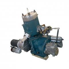 Ремонт пусковых двигателей ПД-350