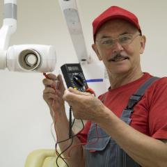 Ремонт и монтаж стоматологического оборудования