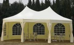 Шатры – аренда (прокат) на мероприятие. Аренда шатра, тента, навеса на свадьбу. Прокат палатки на пикник