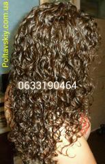 Биозавивка волос