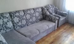 Ремонт, перетяжка диванів