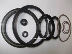 Production of rubber products