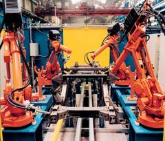 Автоматизация технологического процесса