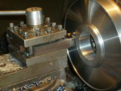 Works milling Kherson