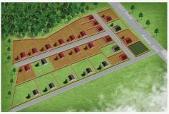 General plan of the cottage settlemen