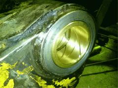 Repair of mobile joints