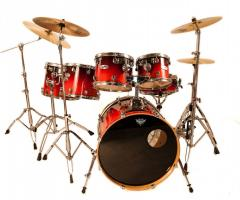 Rent, hire of a drum set of Mapex Pro-M Studio in