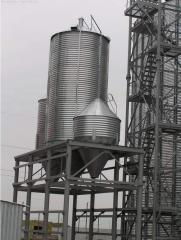 Проектирование зернохранилищ