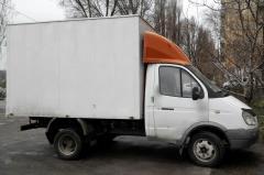 Cargo transportation Gazelle