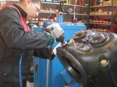 Repair of compressors