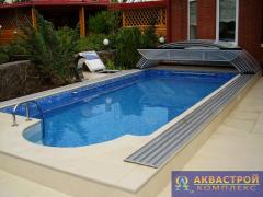 Реконструкция готовых бассейнов