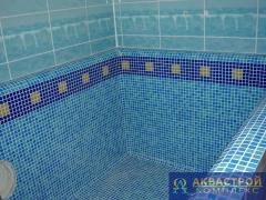 Строительство SPA бассейнов