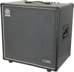 Rent, hire of a bass kombik of Ampeg BA300/115 in