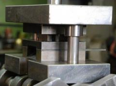Листовая штамповка металлических деталей