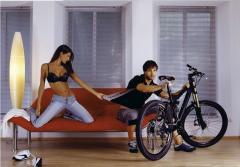 Repair and service of bicycles