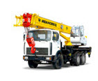 Rent of the Resident of Ivanovo truck crane Length