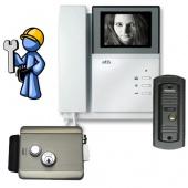 The on-door speakerphone the House-keeper 3 plus