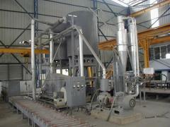 Комплексная поставка технологического оборудования