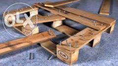 Ремонт деревянной тары
