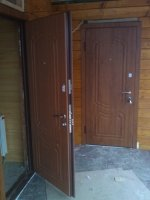 Installation of doors