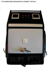 Rent of low-pressure units