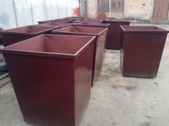 Виробництво контейнерів для сміття