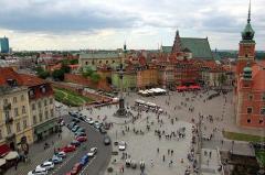 На работу в Польшу требуются рабочие на железную дорогу