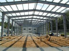 Розробка та виготовлення металоконструкцій під замовлення