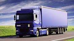 Cargo transportation Kiev-Moscow